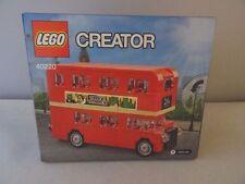 Bus Creator LEGO Complete Sets & Packs