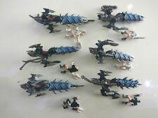 6 Dark ELDAR DRUKHARI Bikes Warhammer 40,000 40k wargaming
