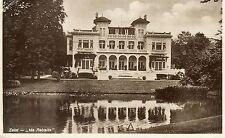 Netherlands Zeist - Ma Retraite 1933 postcard