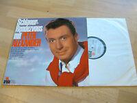 LP Peter Alexander Schlager Rendezvous Vinyl ARIOLA 76 955 IT Schallplatte