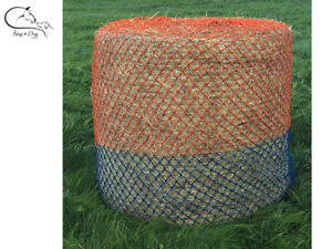 Elico Wild Boar Large Round Bale Net Hay Haylage Prevent Waste  Size 2m x1.5m