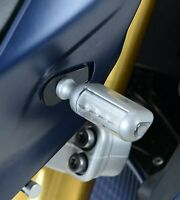 Yamaha YZF-R125 2014-2019 Front Indicator Adapter Kit by R&G Racing | FAP0006BK