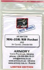 Armory Models 1/72 MIKOYAN MiG-25 FOXBAT PITOT TUBE Cast Brass