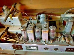 WEGA RADIO Type 219 Röhrenradio
