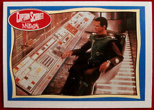 CAPTAIN SCARLET - Lieutenant Green - Card #55 - Topps, 1993, Gerry Anderson