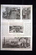 Le saillant de Saint-Mihiel Thiaucourt Nonsard WW1 Guerra 1914 - 1918