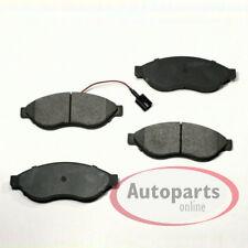 Fiat Ducato - Bremsbeläge Bremsklötze Bremsen Warnkabel für vorne Vorderachse*