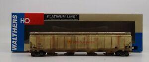 Walthers 932-41109 HO Platimum Line TILX Trinity 4 Bay Covered Hopper #639952 EX