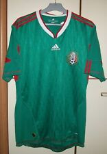 Mexico 2010 - 2012 Home football shirt jersey size L