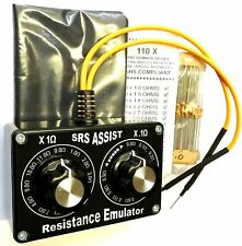NEW AIRBAG BYPASS RESISTOR RESISTANCE FINDER SRS DIAGNOSTIC TOOL KIT OHMS OHM