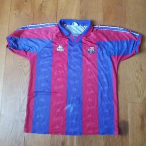 Barcelona Kappa 1995 1996 1997 Football Shirt jersey SIZE ADULT XL worn retro