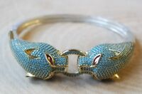 Turkish Handmade Jewelry Sterling Silver 925 Turquoise Bracelet Bangle Cuff