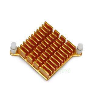 40mm Aluminium Heatsink Fin Cooler For PC Northbridge GPU Chipset Cooling