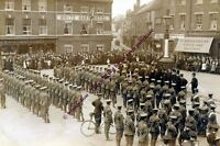rp13290 - Military Parade , Retford , Nottinghamshire - photograph 6x4