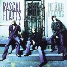 Me & My Gang Rascal Flatts MUSIC CD