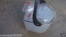 Bissell Proheat Water Tank and Lid Assembly 0159043 015-9043 1699 7901 7920 8905