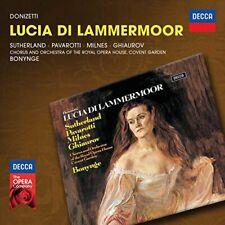 Joan Sutherland - Donizetti: Lucia di Lammermoor [CD]
