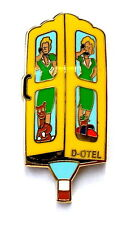 "Palloncino ""special shape"" PIN/PINS-PHONE BOX/D-OTEL ex D-telefono [3390]"