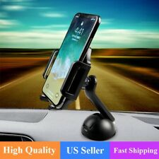 Universal Adjustable Car Mount Cup Phone Holder Stand Cradle For iPhone Samsung