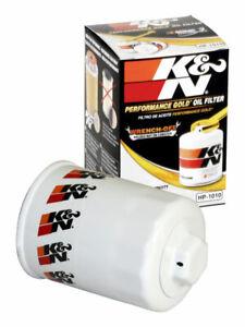 K&N HIGH FLOW OIL FILTER FOR MITSUBISHI 4J11 4J12 4G18 4N15 1.6L 2.0L 2.4L I4