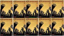 10X COPIES THE WALKING DEAD #163 IMAGE COMICS BY KIRKMAN ADLARD & STEWART LOT