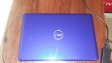 Dell Laptop Inspiron 5567 Blue 4GB  15.6 Screen