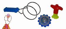 Shining Instant AIMANT LED Toupie gyro Cinétique JOUET TOP motricité bleu