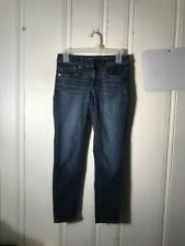 AMERICAN EAGLE SUPER SKINNY WOMENS JEANS SIZE 2 Rise 8 In 26L A262