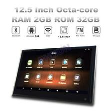 12.5'' Android 9.0 Car Headrest Monitors HD 1080P 2+32GB HDMI Mirror Link OBD FM