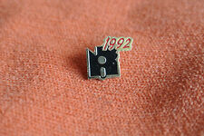 16369 PIN'S PINS INFORMATIQUE 1992 DISQUETTE DISK INCONNU UNKNOWN - Dos DIFFTONG