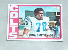1972 Topps #190 Bubba Herrero Baltimore Colts NFL Fútbol Intercambio Tarjeta VG