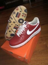 "Nike Air Force 1 Premium ""WBF PUERTO RICO"" Size 11.5"