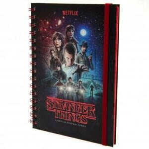 Stranger Things Notebook Official Merchandise