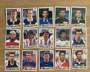 Rare Panini France 98 World Cup Football Stickers Danone Promo 1998 Joblot