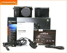 Sony NEX-7 Ultra Compatto Fotocamera BATTERIA, CARICABATTERIE GRATIS UK