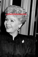 Original 35mm Negative Debbie Reynolds Singin in the Rain Star 1-8-86