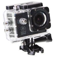 Ultrasport Umove HD 60 Actioncam schwarz Helmkamera Action-Cam Sportkamera
