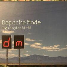 DEPECHE MODE • The Singles 81>98 • Box Doppio Cd •