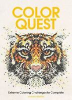 Color Quest: Extreme Coloring Challenges to Complete ,