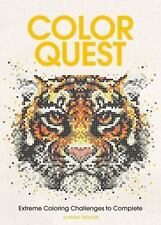 NEW - Color Quest: Extreme Coloring Challenges to Complete