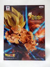 Dragon Ball Legends DBZ Figure S.SAIYAN SON GOKU Kamehameha ver. Banpresto NEW