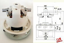 Moteur pour aspirateur Nilfisk Advance GWD 375/GWD350 1400 Watt 230 V Ametek