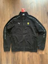 Puma Motorsport Ferrari Sweat Jacket Size Medium (sample)