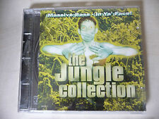 CD THE JUNGLE COLLECTION - MASSIVE BASS IN YA' FACE!