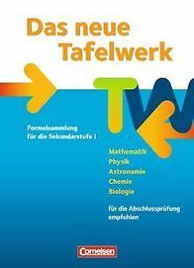 Das neue Tafelwerk - Westliche Bundesländer - Ausga... | Buch | Zustand sehr gut