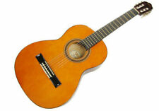 Valencia VC103 100 Series 3/4 Size Nylon String Classical Guitar in Natural