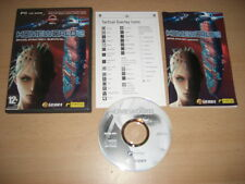 HOMEWORLD 2 Pc Cd Rom Original HOME WORLD II with Manual - FAST DISPATCH