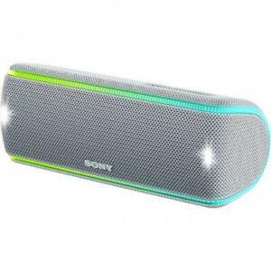 SONY SRS-XB31 W Portable Wireless Speaker White Waterproof Fast Ship Japan EMS