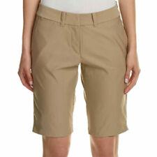 NWT Nike Women's Size 0 Dri-Fit Bermuda Tournament Golf Shorts 747135 MSRP $75