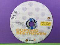 COPYING BEETHOVEN- SOLO DISCO (NO CARÁTULA)- DVD- USADO GARANTIZADO